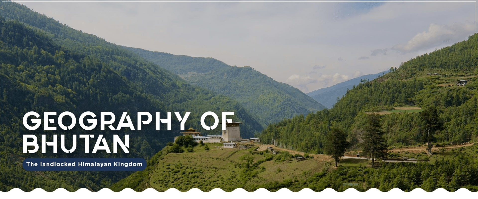 Geography of Bhutan